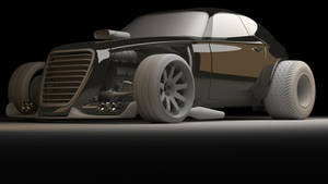 HOT ROD project by lietuvis2008