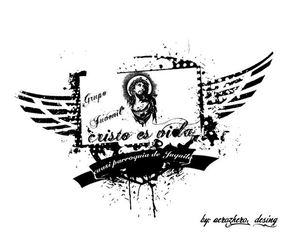 Grupo juvenil logo by aerozhero on deviantART