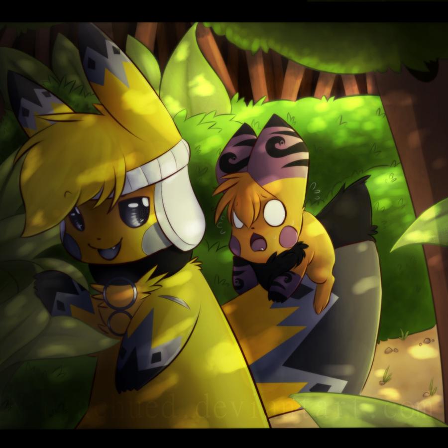 .:Treasure:. by NinjaHermit