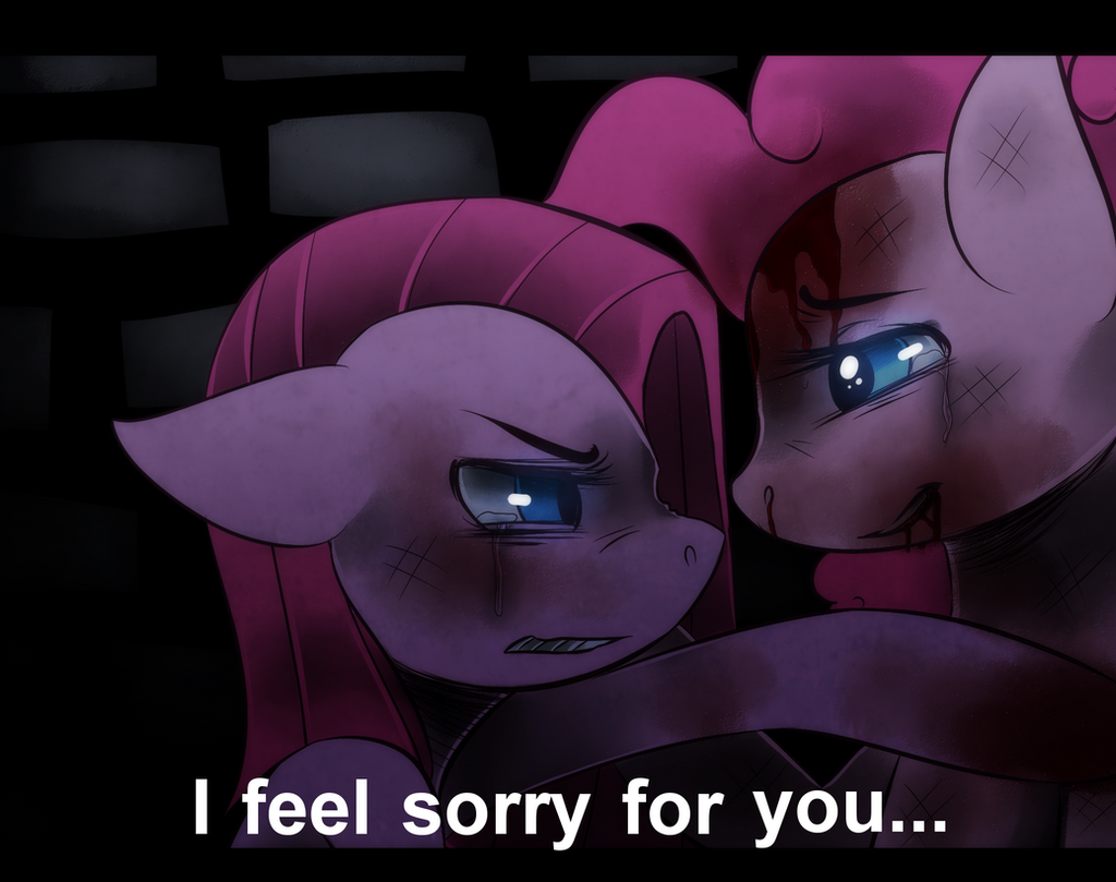 I Feel Sorry For You by NinjaHermit