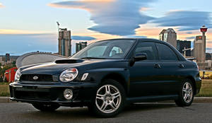 Subaru HDR