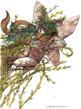 Ptirat the fairy