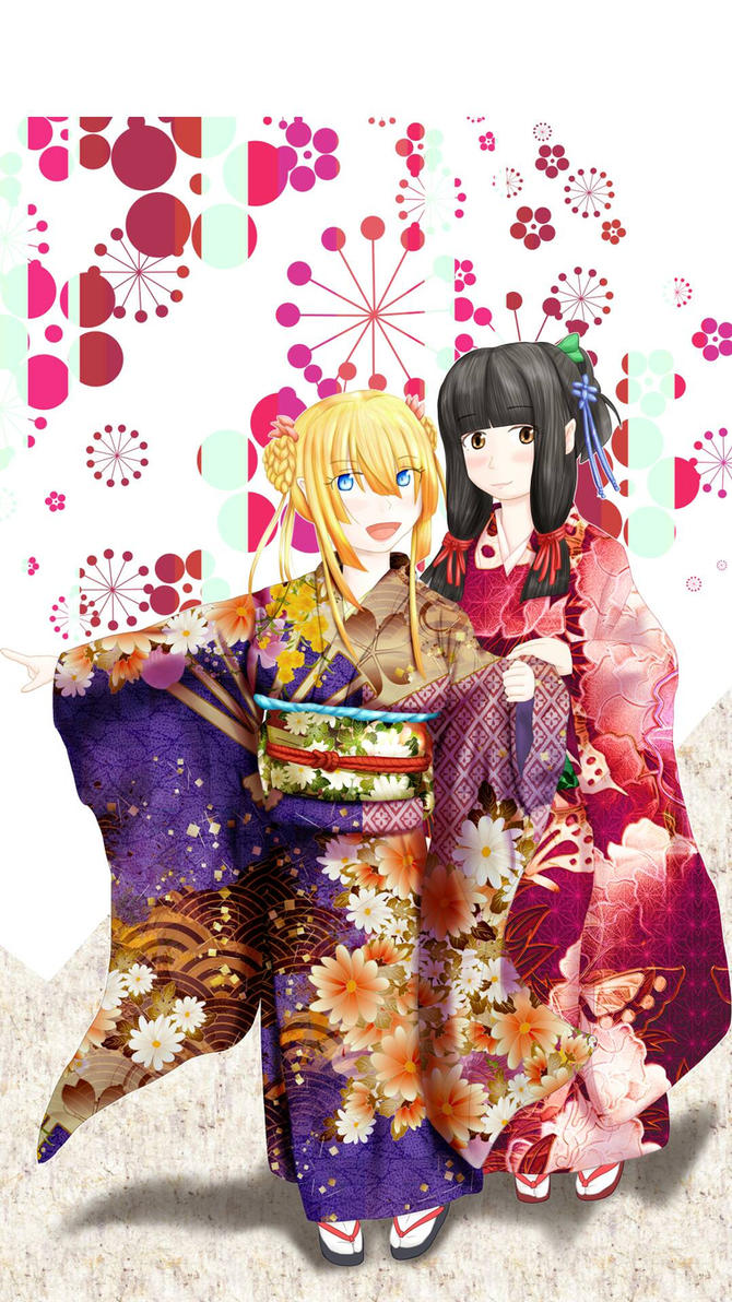 2017 a happy new year! by akihiro