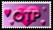 OTP-stamp by MarmaladeYuu