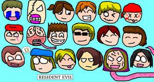 Resident Evil People