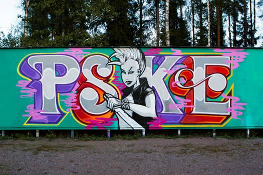 Psyke - September 2014