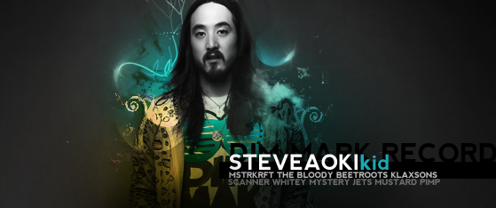 Steve Aoki by hunter1992 on DeviantArt