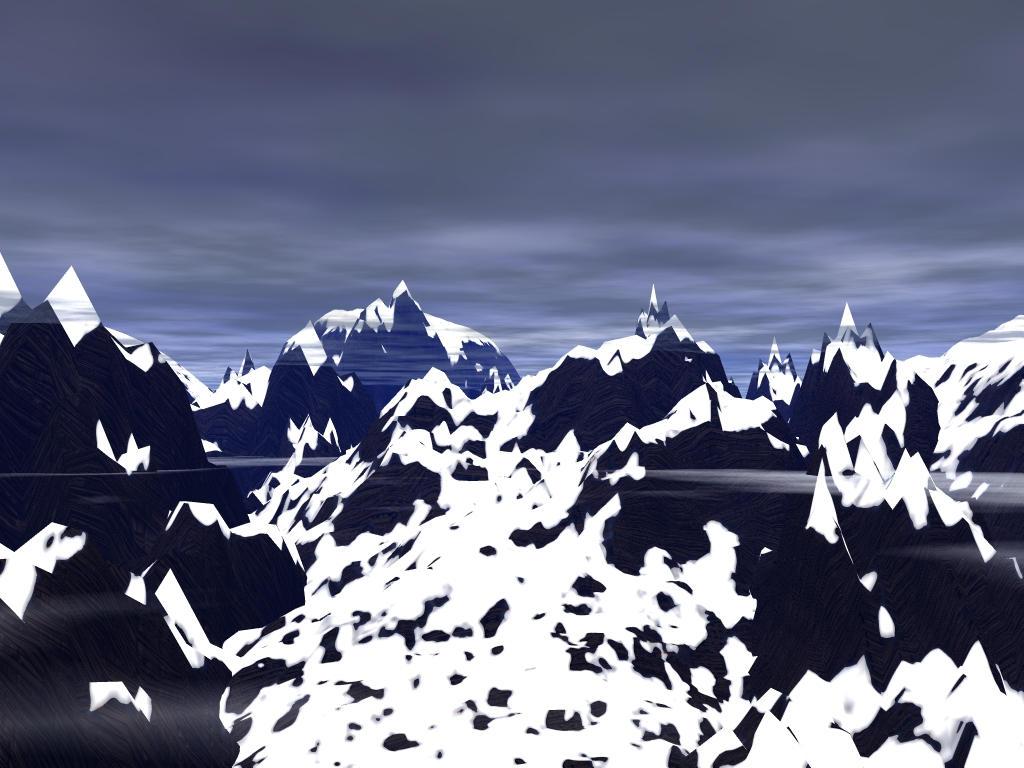 Smoky Mountains by DRayKenobi