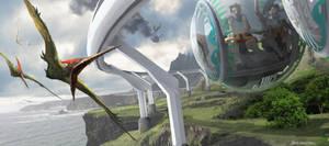 JW Air gyrosphere concept