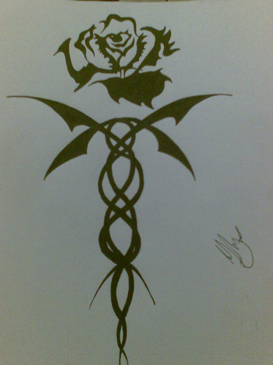 Vampire Knight Tattoo by KimmieKub on DeviantArt