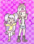 Iris and Touko