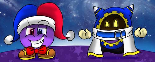 Hey Kirby by Candy-Swirl