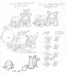 More Marx Magolor by Candy-Swirl