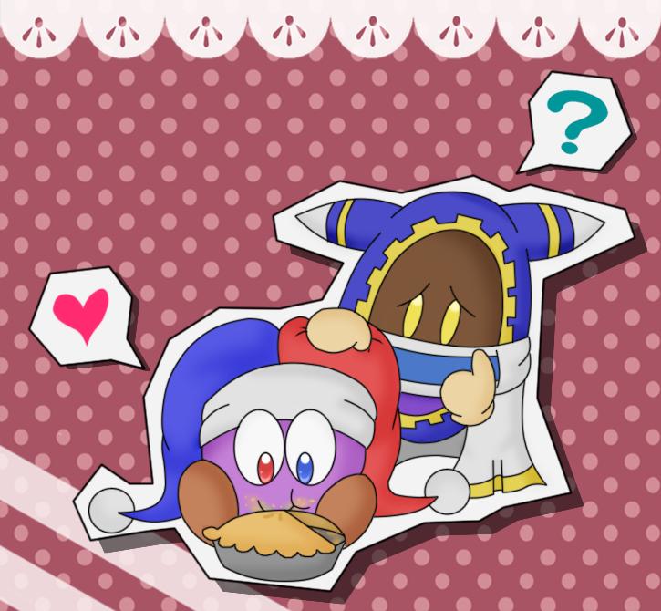 Yummy Pie by Candy-Swirl