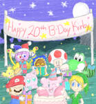 Happy Birthday Kirby!