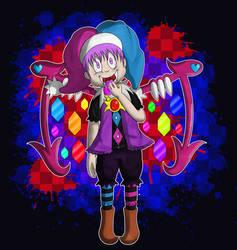 Gijinka Marx Soul by Candy-Swirl