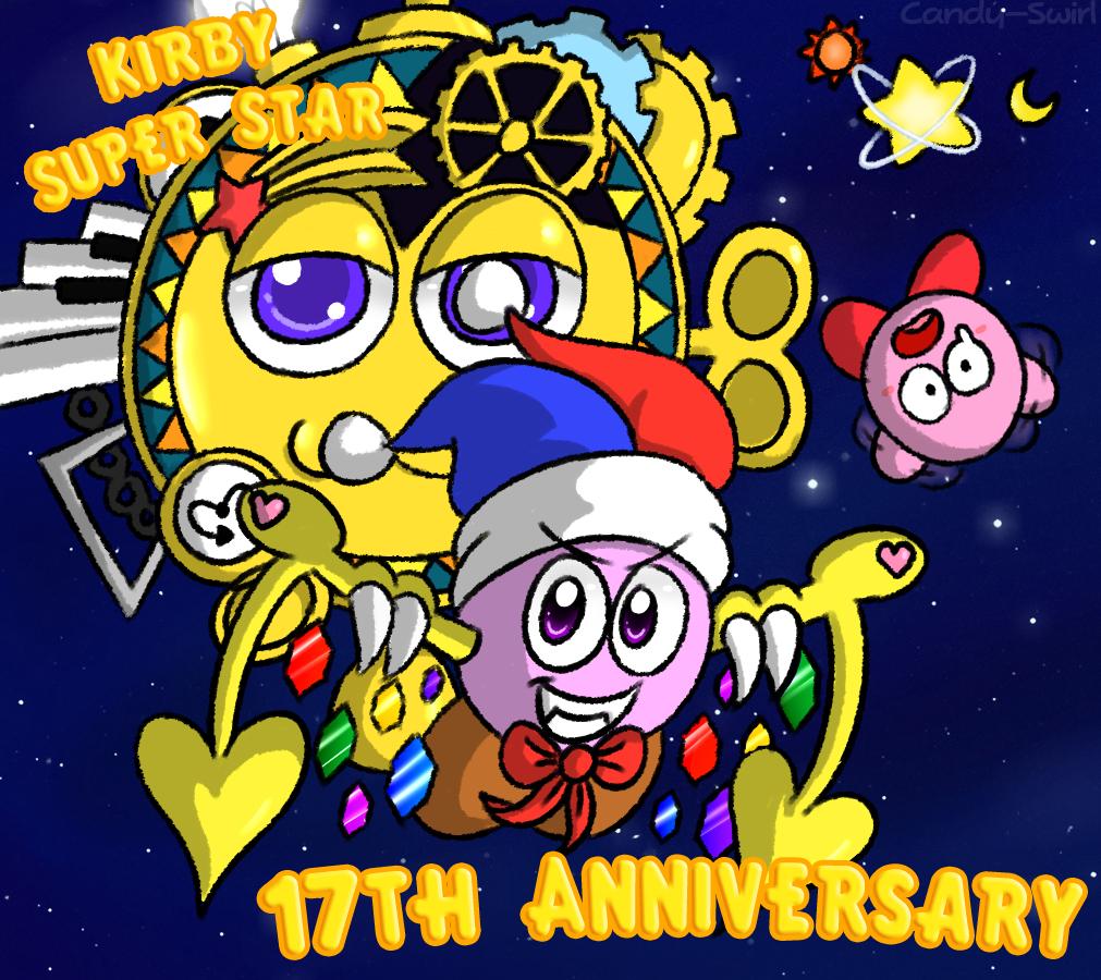 KSS Anniversary by Candy-Swirl
