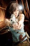 Lara Croft by KATAMARI-ORANGE