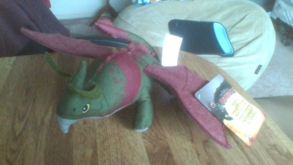 How To Train Your Dragon 2 Skullcrusher Plush by ...