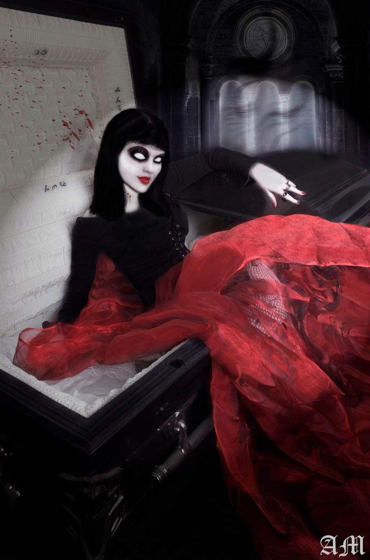 Behind the Crimson Door by pandorasconviction ...