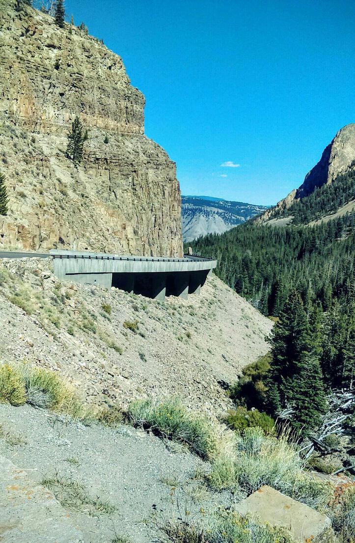 Road by pandorasconviction