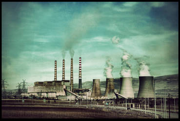 Evolution and Pollution II by PendulumPhotography