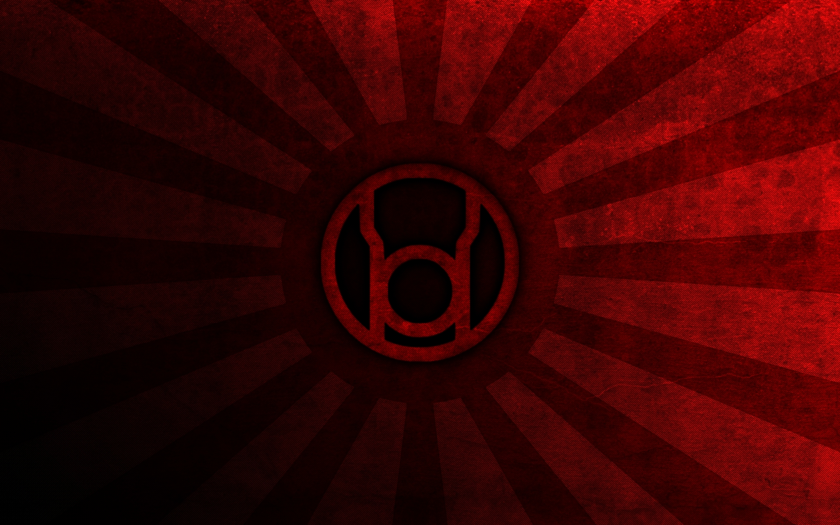 Red lantern corps symbol wallpaper - photo#7