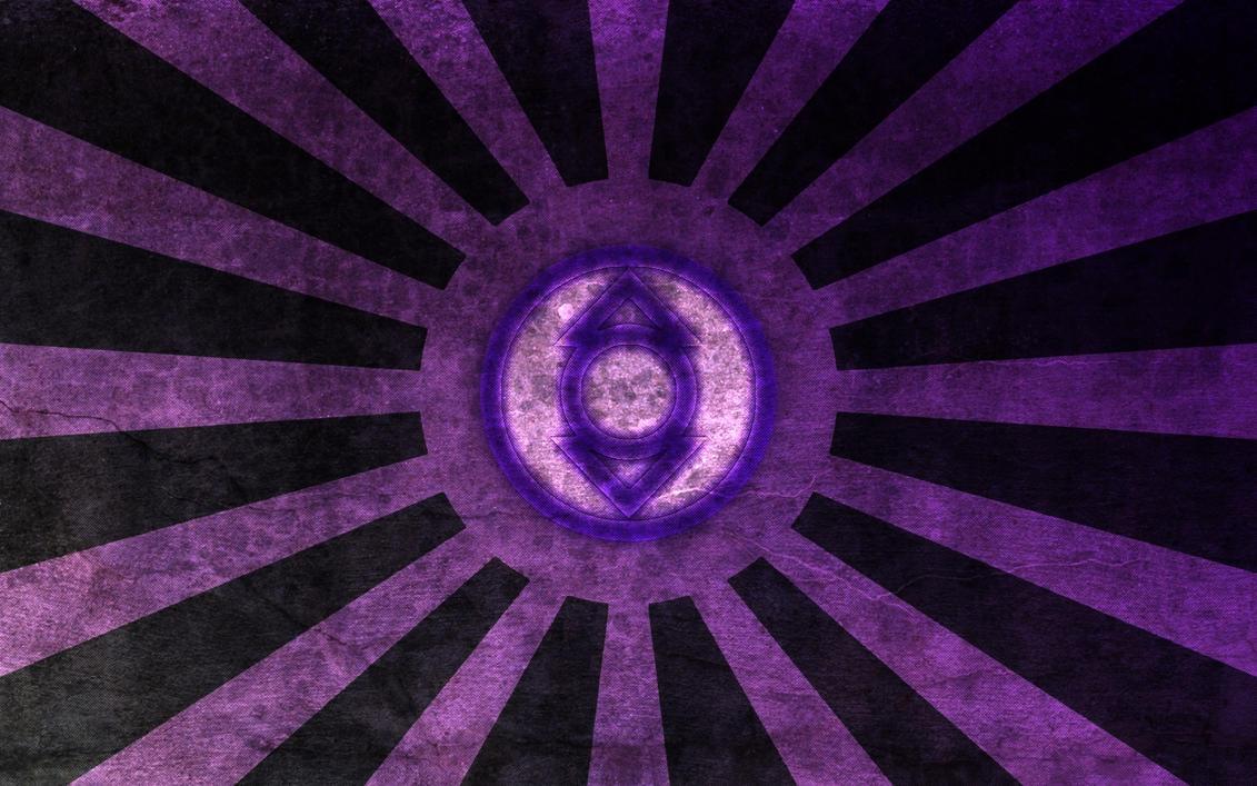 Indigo Lantern Wallpaper by LordShenlongViolet Lantern Logo
