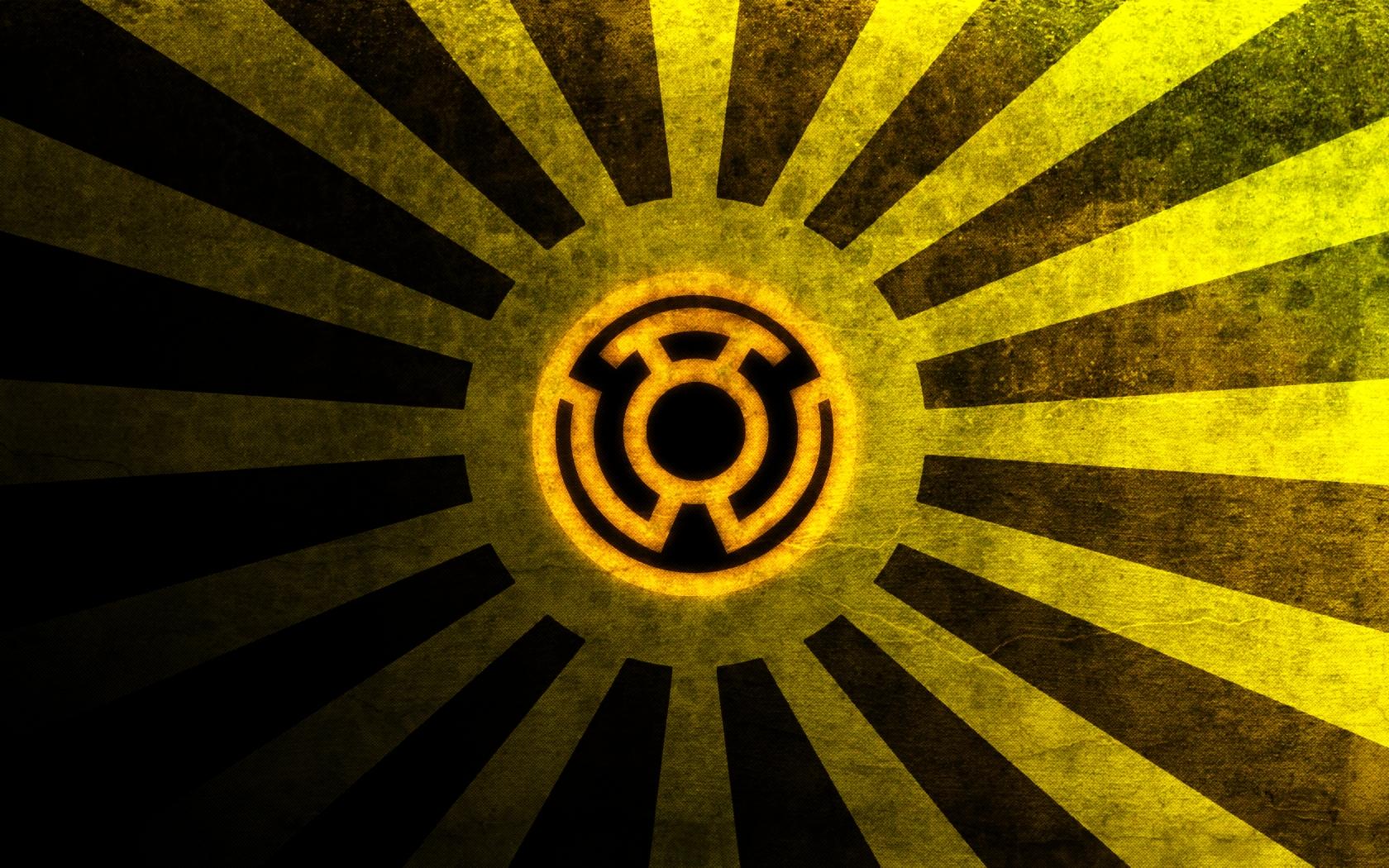 yellow lantern wallpaper - photo #13