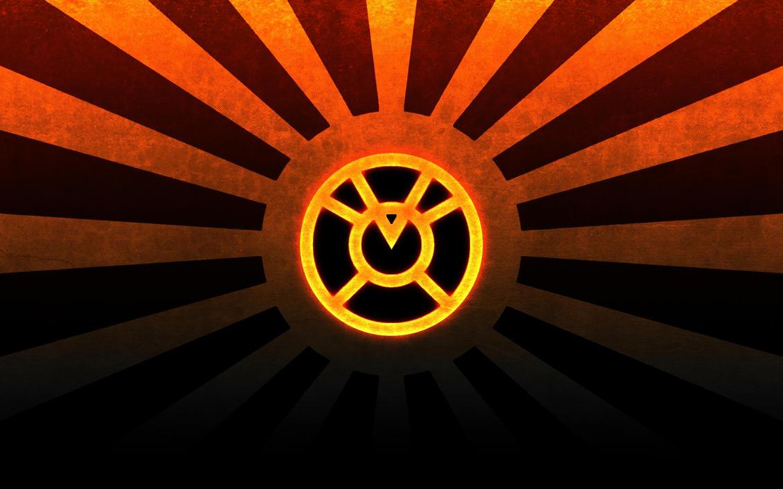 Agent Orange Wallpaper by LordShenlong