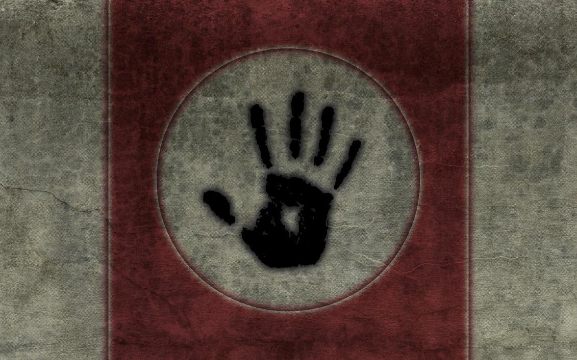 Dark Brotherhood Stone By Iphone Wallpaper