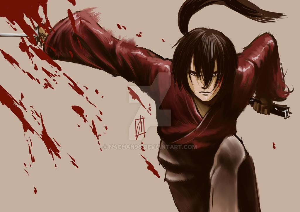 Rurouni Kenshin by nachan96