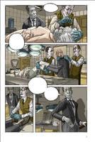 Page from Roupas de Defunto by kaztorama