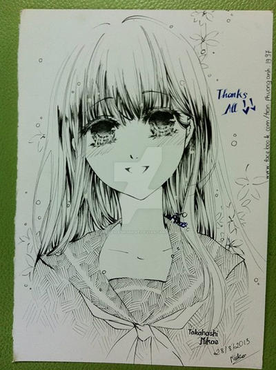 GIFT by TAKAHASHIMikae