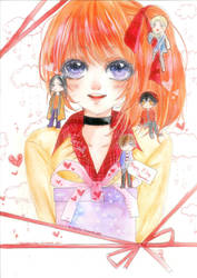 HAPPY B-DAY CHERRIUKI by TAKAHASHIMikae