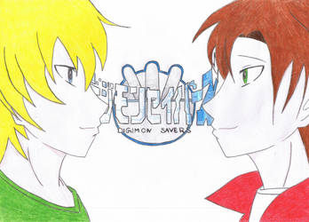 Digimon Savers by XxSaNaxX