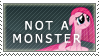 Pinkamena is not a monster by Princesstekki