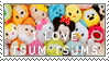 Tsum Tsum Stamp by Princesstekki