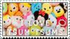Tsum Tsum Stamp by Princesstekki