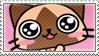 Felyne Stamp by Princesstekki
