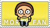 Morty Fan Stamp by Princesstekki