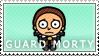 Guard Morty Stamp by Princesstekki