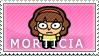 Morticia Stamp by Princesstekki
