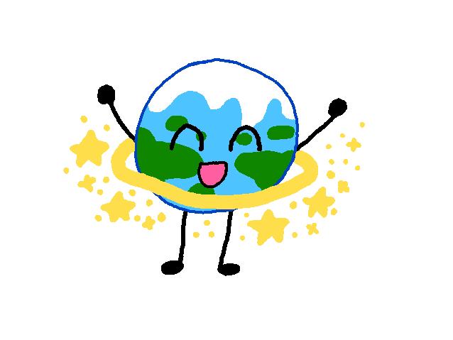 Earth AKA Planety by Princesstekki