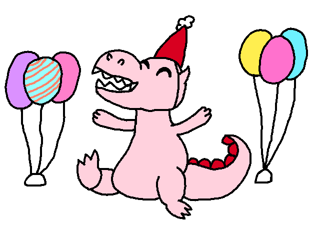 Greg the Dragon by Princesstekki