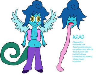 Krad by Princesstekki