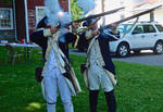 American Revolution- Fire!