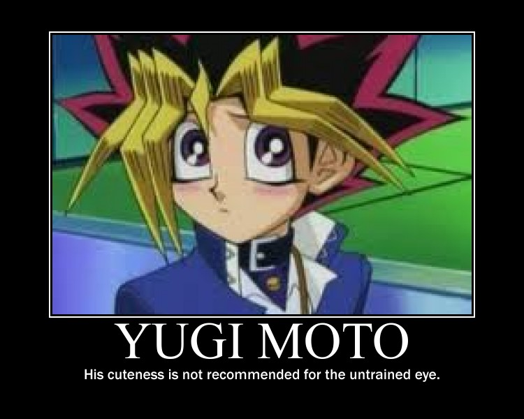 Yugi Moto by toshiku101