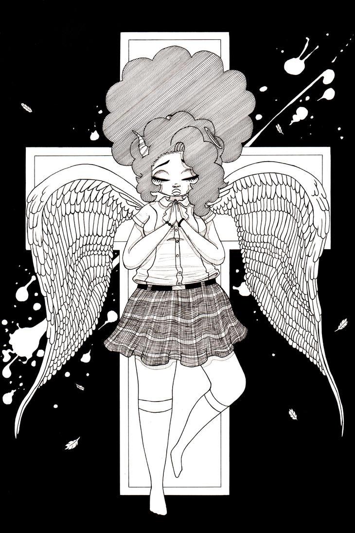 Nakeisha 'Cherry' Lopez by MagickBastion