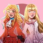 TEKKEN X STREET FIGHTER - Karin and Lili